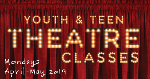 Youth & Teen Theatre Class