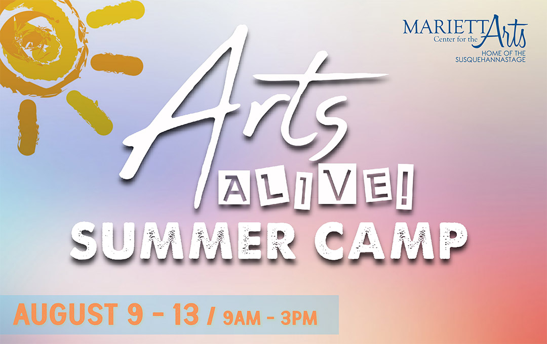 Arts Alive! Summer Camp 2021